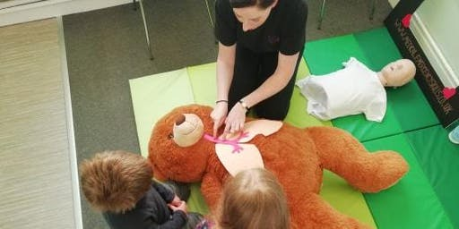 Children's Lifesaving skills Workshop