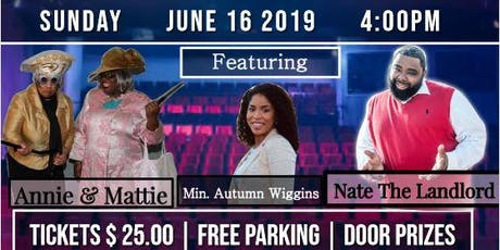 Father's Day Comedy Dinner Show tickets