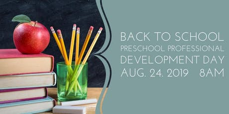 Back to School Professional Development Day tickets