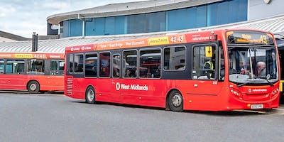 West Midlands Bus Alliance Board - Public Meeting