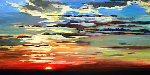 Discover Painting: Sunsets