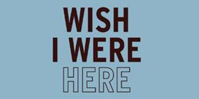 Mark Kingwell, Wish I Were Here: Boredom and the Interface (Author Meets Critics)