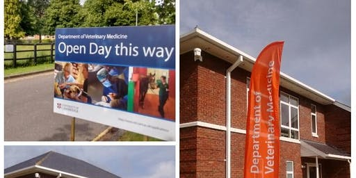 OPEN DAY - Department of Veterinary Medicine September Open Day 2019