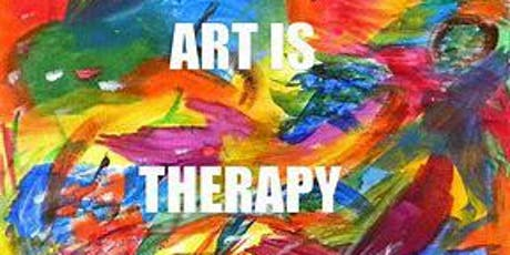 Art Therapy Workshop for Cancer Patients and Survivors tickets
