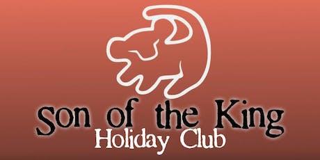Holiday Club tickets