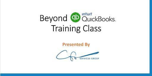 Beyond QuickBooks Training Class