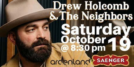 Drew Holcomb and the Neighbors with Birdtalker tickets