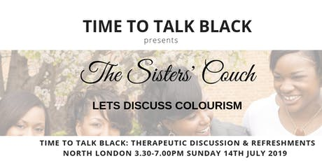 Healing Conversations on Colourism-Reclaiming our Past/Reframing our Future tickets