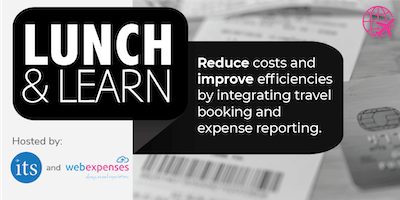 Travel and Expense Integration Lunch & Learn