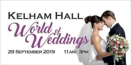 Kelham Hall World of Weddings tickets