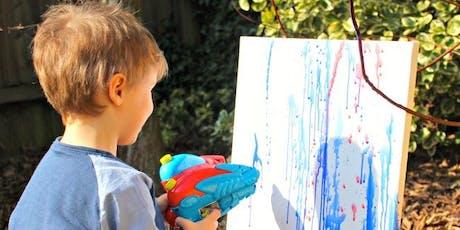 Squirt Murals tickets