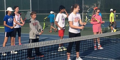Beginner Tennis tickets