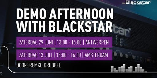 Demo: Afternoon with Blackstar