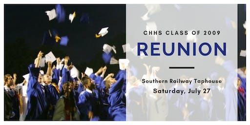CHHS Class of 2009 Reunion