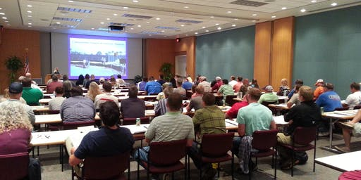 PENSACOLA One Day SWPPP class- Florida Stormwater, Erosion and Sedimentation Control Inspector Training Class