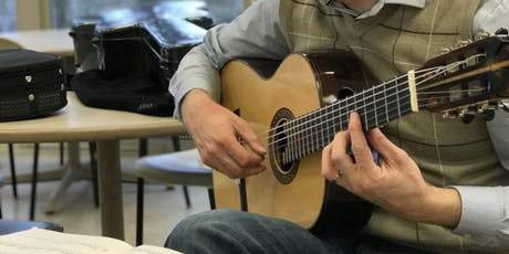 Guitar For Beginners tickets