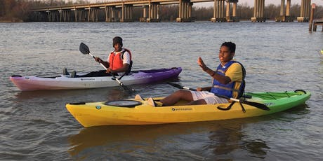 Beginner Kayak Class and Paddle tickets
