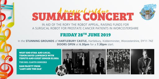 Summer Concert  - Hartlebury Castle