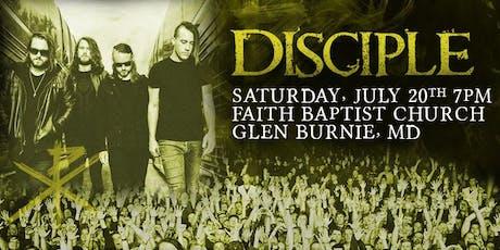 Volunteer Sign Up - Disciple - Glen Burnie, MD - 7/20/19 tickets