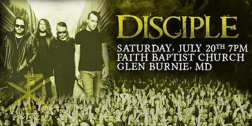 Volunteer Sign Up - Disciple - Glen Burnie, MD - 7/20/19