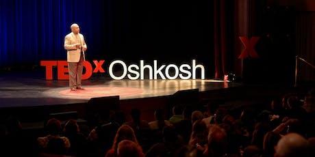 TEDxOshkosh 2019 tickets