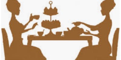 """High Tea with """"Dish the CFA Tea w/Geri B"""""""