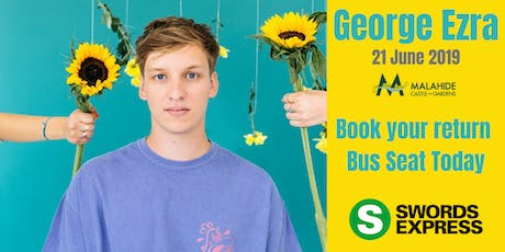 George Ezra @ Malahide Castle Bus Ticket tickets