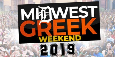 Midwest Greek Weekend 2019 | During Detroit's NAACP Celebration
