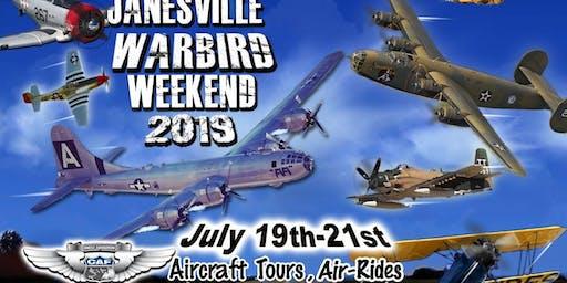 Janesville Warbird Weekend 2019