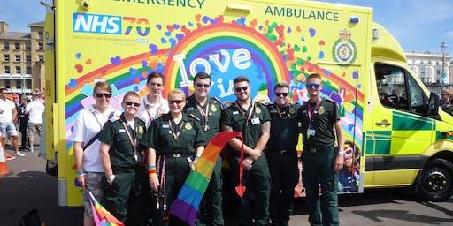 #WeAreEEAST LGBT @ Norwich Pride