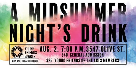A Midsummer Night's Drink tickets
