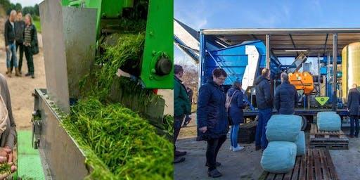 Biorefinery Glas: Farm Bioeconomy Demonstration Day