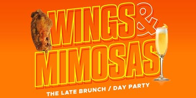 Wingz + Mimosas : Late Brunch & Day Party @ The Haymaker Raleigh
