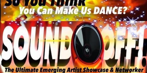 Sound Off Showcase NY