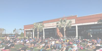 Yoga on the Lawn- May 26th