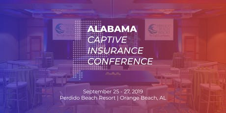 Alabama Captive Insurance Conference tickets