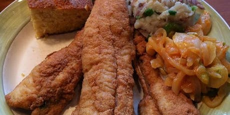 Dinner Destinations: Croaker's Spot tickets