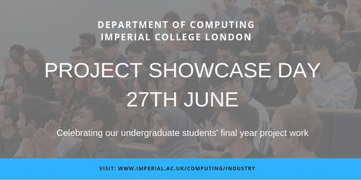 The Annual DoC Project Showcase Day