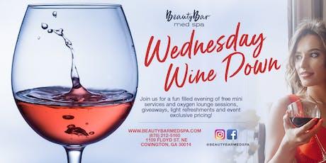 Wednesday Wine Down tickets
