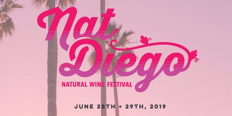 Nat Diego 2019 tickets