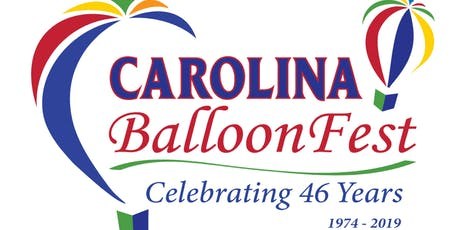 Carolina BalloonFest 2019 tickets