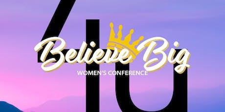 4U Conference, Believe Big! tickets