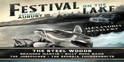 The Steel Woods @ Festival on the Lake
