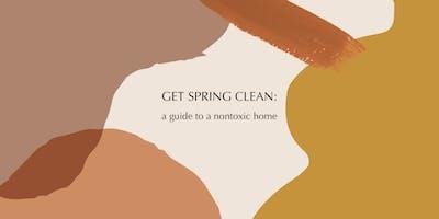 GET SPRING CLEAN WORKSHOP