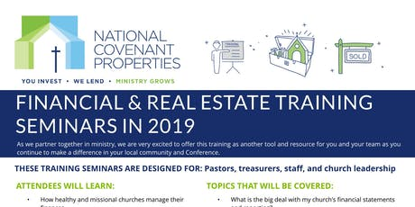 Financial & Real Estate Training Seminar tickets