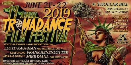 19th Annual Tromadance Film Festival tickets