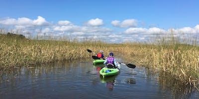 Kayaking Trip: James River and Quarry Lagoon
