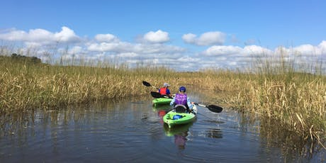 Kayaking Trip: James River and Quarry Lagoon tickets