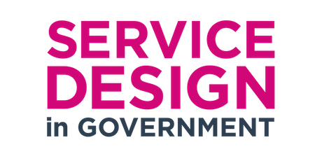 Service Design in Government 2020 tickets