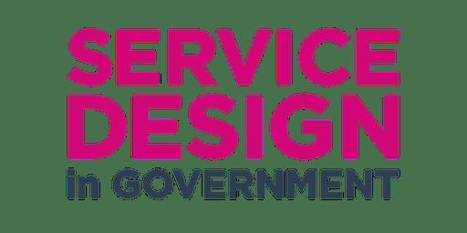 Service Design in Government 2020